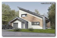 Architekt Maciej Olczak - projekty budynkow