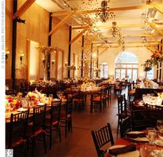 What I would our reception to look like