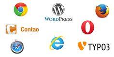 BROWSERKOMPATIBILITÄT & CONTENT MANAGEMENT SYSTEM (CMS).  #Werbeagentur für #Website Programmierung mit CMS.  Browserkompatibilität und Innovation? Wir gestalten und programmieren Websites so besonders wie Ihr Unternehmen und so individuell wie Ihre Kunden!  Innovatives #Webdesign bei der Website Gestaltung und Programmierung mit den neusten Techniken. Dabei bieten wir Ihnen Cross-Browser Kompatibilität und dazu noch flexible Wartung mit gängigen CMS. http://konzeptschmied.de