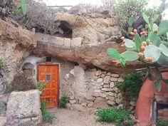 In einer #Höhle übernachten. Ein traumhaftes Erlebnis auf #teneriffa.