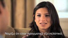 Ζώντας με το σύνδρομο Τουρέτ // ελληνικοί υπότιτλοι