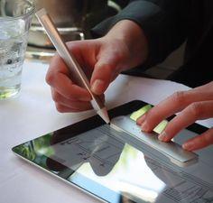 Como a Adobe criou uma caneta stylus pensada para a nuvem.