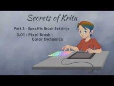 Secrets of Krita: the Third Krita Training DVD | Krita