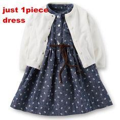 2014 novos Carters meninas 1pcs babydress meninas de verão casuais polka dot manga curta vestidos de algodão do bebê porco papper da carter ...
