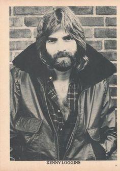 Kenny Loggins - the reason I love beards. Beard king.