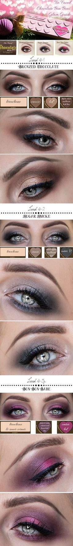 too faced chocolate bon bons palette