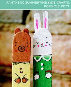 BrightNest | 2X4: Four Fantastic Summertime Kids Crafts