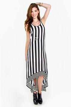 Sugarlips Stripe Up Dress #MyLuluCloset #Sugarlips #Dresses