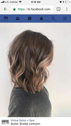 schneiden Best Picture For hair lengths thick For Your Taste You are looking Hair Color And Cut, Cut My Hair, New Hair, Hair Cuts, Hair Colour, Blond Beige, Medium Hair Styles, Short Hair Styles, Balayage Hair