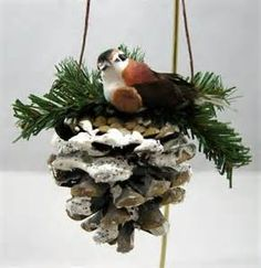 bird christmas ornaments - Bing Images