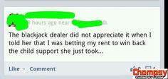 blackjack dealer support