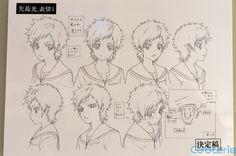 アニメ 設定資料 - Google 検索 Drawing Sketches, Art Drawings, Manga, Anime, Character Design, Model, Google, Scale Model