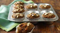 Carrot-Zucchini Muffins recipe from Betty Crocker