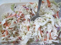 Sew Many Ways...: Coleslaw Recipe...Great For Picnics and BBQ