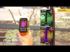 Fluke Visual IR Thermometer Checks Windows For Energy Leaks Thermal Imaging, Talk To Me, Windows, Ramen, Window