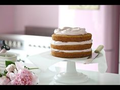 Lemon Carrot Cake – Passion 4 baking