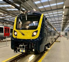 Moments in Time: South Western Railway Class 701 Aventra Suburban EMU Unveiled Rolling Stock, New Class, Diesel Locomotive, Thought Of The Day, Emu, West London, Software Development, About Uk, Trains