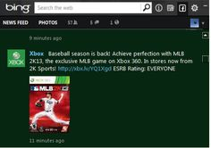 Bing Desktop now integrates better with Facebook, adds more customization options
