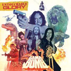 "GAMA BOMB – ""Untouchable Glory"" erscheint am 30. Oktober! | Metalunderground"