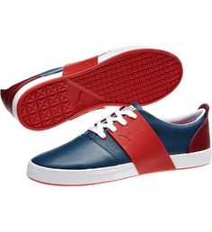El Ace 3 Leather Men's Sneakers - Puma