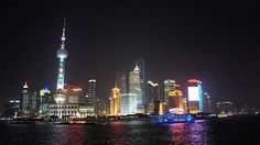 Have a look to this post if you wanna visit Shanghai