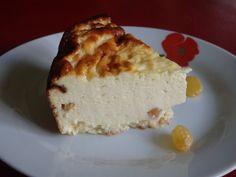 Vatrouchka, gâteau russe au fromage blanc et aux raisins