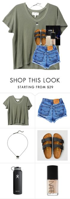"""""""Disney World is definitely a magical place✨"""" by kyliegrace ❤ liked on Polyvore featuring The Great, Kendra Scott, American Eagle Outfitters, Hydro Flask, NARS Cosmetics and Speck"""