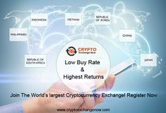 low buy rates & highest returns with crypto exchange now to #exchangecryptocurrency like #bitcoin #ethereum #bitcoincash #bitcoinclassic and more