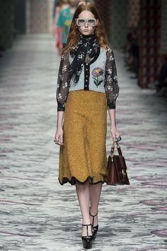 Défilé Gucci Printemps-été 2016 17