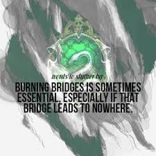 Image result for slytherin quotes