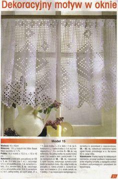 Kira crochet: Scheme no. 211