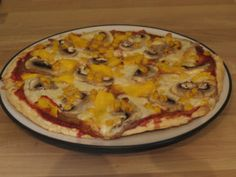 Photo of low histamine pizza, ALSO, site is source of low-histamine recipes, etc. Recipes have high histamine ingredients, just have to use for ideas and substitute) Healthy Eating Recipes, Cooking Recipes, Meal Recipes, Anti Histamine Foods, Allergy Free Recipes, Gluten Free Treats, Breakfast Snacks, Food Allergies, Mast Cell