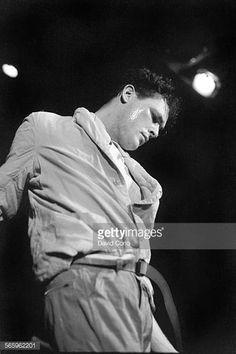 Billy MacKenzie of The Associates performing at University of London Union London United Kingdom on 30 January 1981 London United Kingdom, Editorial News, Post Punk, Joker, Hero, Glamour, Stock Photos, Movie Posters, January