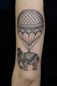 Balloon Tattoo Picture  Last Sparrow