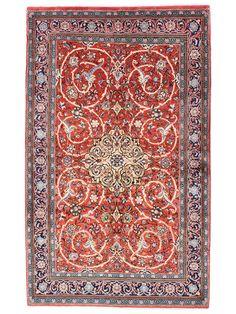Tapis persans - Sarough  Dimensions:224x138cm