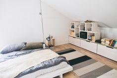 Bedroom upstairs.