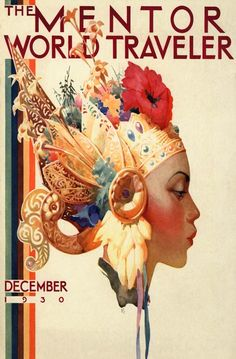 Art Deco Posters | 1930 Africa Asian India Art Deco Travel Poster Princess | eBay