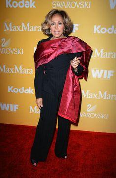Diahann Carroll 2012 wow she still looks great 76 yrs old