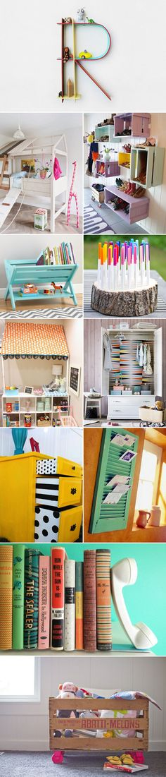 Repurposing is a great way to show your creativity by using clever ideas to make old things new again.  It's a great way to save money and make use of your belongings. Here are some smart ways to rethink common items we absolutely love! From storage to decoration, you will find new inspiration below to …