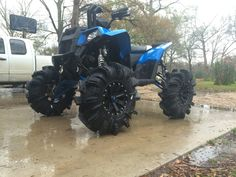 Pin by cassie on dirtbikes and quads pinterest rzr 1000 atv update on my scrambler 850 polaris atv forum fandeluxe Image collections