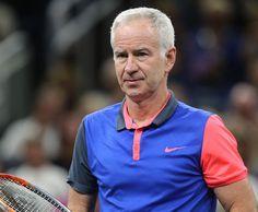 Tennis legend: John McEnroe   Image source: Newsline.com