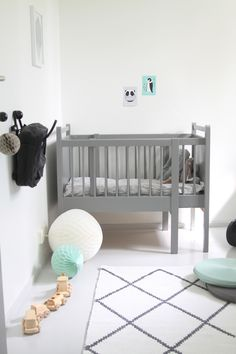 Lastenhuoneen sisustus, kids room, nursery, vauvan huone - muotoseikka\