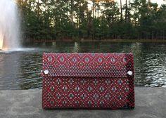 "Clutch bag ""CarryMe"", stripes purse, vegan, boho clutch ,Clutch, Handwoven plastic bag,Recycled Plastic Bag Clutch"