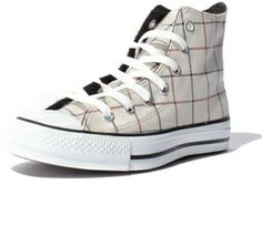 All Star Windowpane Hi top / Converse(コンバース) shopstyle.co.jp