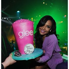 Glee 7 ❤ liked on Polyvore featuring glee