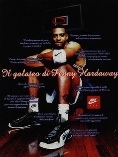 penny hardaway's good manners | nike air max penny feat. anfernee hardaway @Ballislife.com
