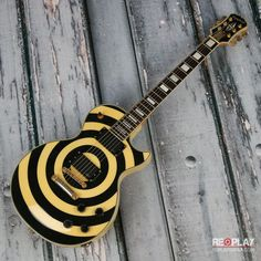 Used - Epiphone 2003 Les Paul Custom Zakk Wylde Signature