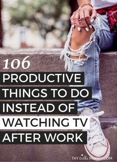 You're not as productive as you could be. Here are free things to do in your spare time to make money and save money.