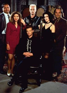 Cast of Forever Knight. Still my favorite show.