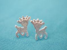 ✿ Maße: ca. 1 cm  ✿ Farbe: Silber  ✿ Material: 925er Silber  ♥ Mein Schmuck wird…